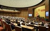 Thông cáo báo chí số 9, Kỳ họp thứ 10, Quốc hội khóa XIV