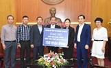 Hơn 318 tỷ đồng ủng hộ và đăng ký ủng hộ các tỉnh miền Trung, Tây Nguyên khắc phục hậu quả lũ lụt