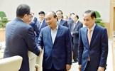 Thủ tướng Nguyễn Xuân Phúc tiếp các Đại sứ, Trưởng cơ quan đại diện Việt Nam