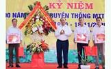 Thủ tướng Nguyễn Xuân Phúc dự Ngày hội Đại đoàn kết tại Hải Dương