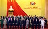 63 Bí thư được bầu tại đại hội đảng bộ các tỉnh, thành phố trực thuộc Trung ương