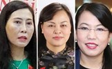 Chân dung 9 nữ Bí thư Tỉnh ủy nhiệm kỳ 2020-2025