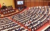 Quốc hội, Ủy ban Thường vụ Quốc hội ban hành Nghị quyết về nhân sự