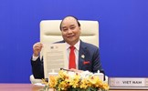 Thông qua Tuyên bố Putrajaya về Tầm nhìn APEC tới năm 2040