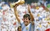 Cựu danh thủ Maradona qua đời