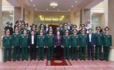 Chủ tịch Quốc hội Nguyễn Thị Kim Ngân thăm, làm việc với Quân khu 4