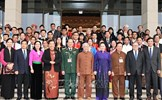 Chủ tịch Quốc hội Nguyễn Thị Kim Ngân: Công tác dân tộc là vấn đề chiến lược cơ bản, lâu dài