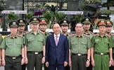 Thủ tướng Nguyễn Xuân Phúc dự Hội nghị Công an toàn quốc lần thứ 76