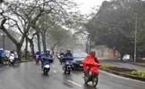 Từ chiều nay, Hà Nội có mưa, trời chuyển rét