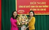 Hà Nam: Chủ tịch Hội Phụ nữ làm Chủ tịch Mặt trận tỉnh