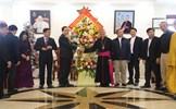 Chủ tịch Trần Thanh Mẫn gửi thư chúc mừng Giáng sinh năm 2020
