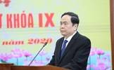 Hội nghị Đoàn Chủ tịch Ủy ban Trung ương MTTQ Việt Nam lần thứ tư, khóa IX