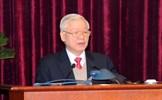 Phát biểu của Tổng Bí thư, Chủ tịch nước Nguyễn Phú Trọng khai mạc Hội nghị lần thứ 15 Ban Chấp hành T.Ư Đảng khóa XII