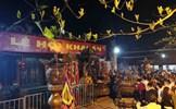 Dừng tổ chức Lễ hội Khai ấn đền Trần và Chợ Viềng Xuân 2021
