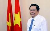 Thư chúc mừng năm mới của Chủ tịch UBTƯ MTTQ Việt Nam Trần Thanh Mẫn