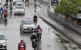 Nhiều khu vực trên cả nước có mưa