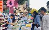 Lễ hội Đường sách Tết 2021 có chủ đề 'Tri thức kết nối tương lai'