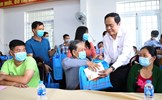 Mặt trận các cấp hỗ trợ, chăm lo cho 700.000 lượt người nghèo dịp Tết Nguyên đán Tân Sửu