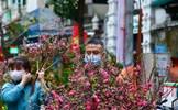 Chùm ảnh: Chợ hoa Tết những ngày chống dịch