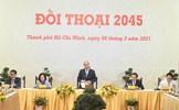 Thủ tướng Nguyễn Xuân Phúc đối thoại với các doanh nhân, trí thức tiêu biểu