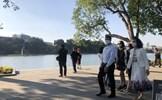 Phố đi bộ Hồ Gươm hoạt động trở lại từ ngày 12/3