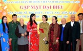 Hà Nội: Phát huy vai trò của Mặt trận Tổ quốc trong tăng cường khối đại đoàn kết toàn dân