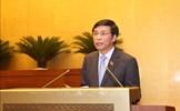 Đảng đoàn Quốc hội giới thiệu 86 người ứng cử đại biểu Quốc hội chuyên trách ở Trung ương