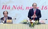 Thủ tướng chủ trì Hội nghị trực tuyến tổng kết 5 năm Tổ công tác Chính phủ