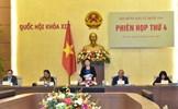 Phiên họp thứ tư của Hội đồng Bầu cử quốc gia: Thống nhất nguyên tắc phân bổ người ứng cử ĐBQH ở Trung ương