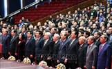 Lãnh đạo Đảng, Nhà nước dự Lễ kỷ niệm 90 năm Ngày thành lập Đoàn TNCS Hồ Chí Minh