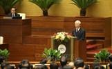 Kỳ họp thứ 11, Quốc hội khóa XIV: Góp phần vào sự phát triển nhanh, bền vững của đất nước