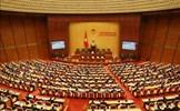Ngày 26/3, thảo luận dự thảo Báo cáo công tác nhiệm kỳ khóa XIV của Quốc hội