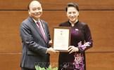 Trao tặng Kỷ niệm chương Hoạt động Quốc hội