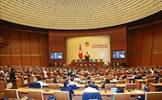 Ngày 30/3, Quốc hội tiến hành quy trình nhân sự chủ chốt