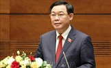 Lãnh đạo Quốc hội các nước gửi Thư chúc mừng Chủ tịch Quốc hội Vương Đình Huệ