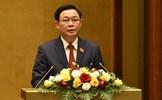 [Infographic] Chủ tịch Quốc hội Vương Đình Huệ