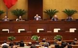 Quốc hội miễn nhiệm một số Phó Chủ tịch Quốc hội