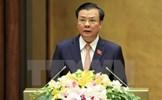 Đồng chí Đinh Tiến Dũng được phân công đảm nhiệm chức vụ Bí thư Thành ủy Hà Nội