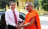 Chủ tịch Trần Thanh Mẫn gửi thư chúc mừng nhân dịp Tết cổ truyền Chôl Chnăm Thmây của đồng bào Khmer