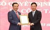 Công bố quyết định phân công đồng chí Đinh Tiến Dũng làm Bí thư Thành ủy Hà Nội