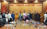 Hệ phái Phật giáo Khất sĩ Việt Nam với việc xây dựng khối đại đoàn kết toàn dân tộc