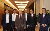 Ngày 5/4, Chủ tịch nước và Thủ tướng Chính phủ sẽ tuyên thệ nhậm chức