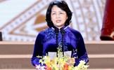 Quốc hội miễn nhiệm Phó Chủ tịch nước Đặng Thị Ngọc Thịnh