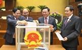 Miễn nhiệm Phó Thủ tướng Trịnh Đình Dũng và một số bộ trưởng, thành viên Chính phủ