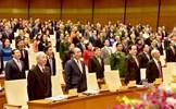 Thư, điện mừng lãnh đạo Nhà nước, Chính phủ, Quốc hội