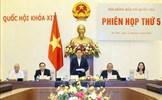 Phiên họp thứ 5 Hội đồng bầu cử quốc gia