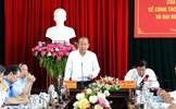 Phó Thủ tướng Trương Hòa Bình kiểm tra công tác bầu cử tại tỉnh Vĩnh Long