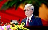 Chủ tịch UBTƯ MTTQ Việt Nam Đỗ Văn Chiến ứng cử đại biểu Quốc hội tại Nghệ An