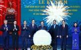 Chủ tịch nước Nguyễn Xuân Phúc dự Lễ kỷ niệm 135 năm Ngày Quốc tế Lao động
