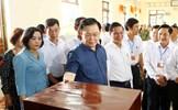 Tăng cường vai trò lãnh đạo của Đảng trong bầu cử đại biểu Quốc hội và đại biểu hội đồng nhân dân các cấp